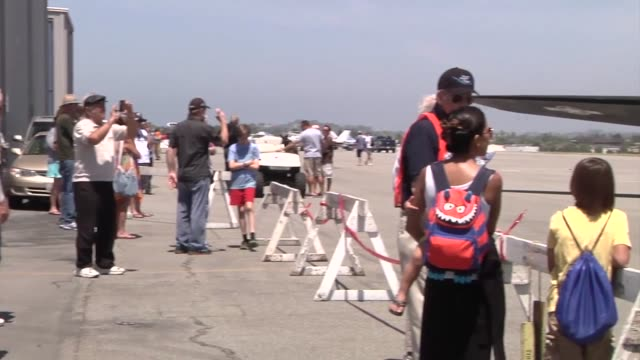 day two of the 2014 torrance armed forces day activities the city of torrance continues its longstanding tradition in its 55th consecutive year of... - torrance stock videos & royalty-free footage