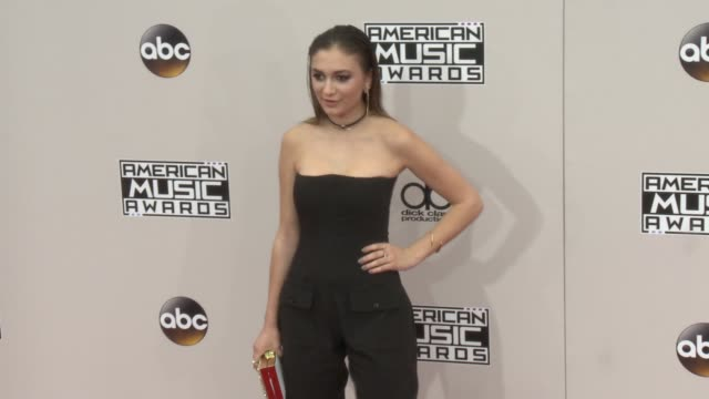 daya at 2016 american music awards at microsoft theater on november 20 2016 in los angeles california - 2016 american music awards stock videos and b-roll footage