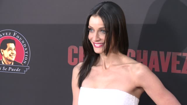 """dayanara torres - """"cesar chavez"""" los angeles premiere at tcl chinese theatre on march 20, 2014 in hollywood, california. - tcl chinese theatre stock videos & royalty-free footage"""