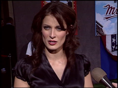 dayanara torres delgardo at the 'mr 3000' premiere at the el capitan theatre in hollywood, california on september 8, 2004. - el capitan theatre stock videos & royalty-free footage