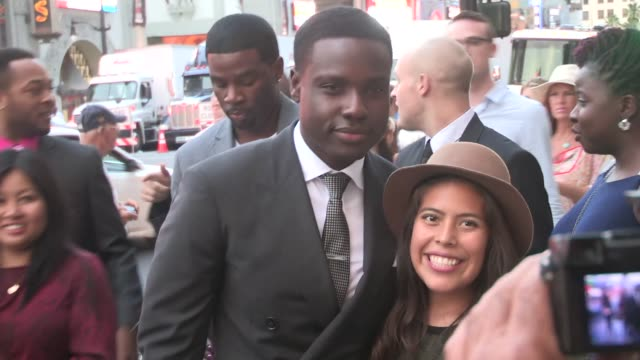 Dayo Okeniyi at the Terminator Genisys Premiere After Party in Hollywood in Celebrity Sightings in Los Angeles