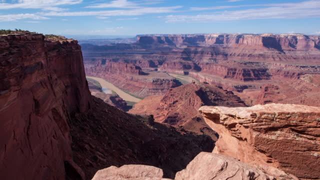 'Dead Horse Point in Moab, Utah'