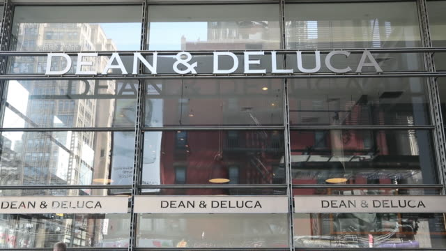 dean deluca is struggling to keep its doors open amid stalling sales and a cut throat competitive landscape on wednesday july 17 2019 - cut video transition stock videos and b-roll footage