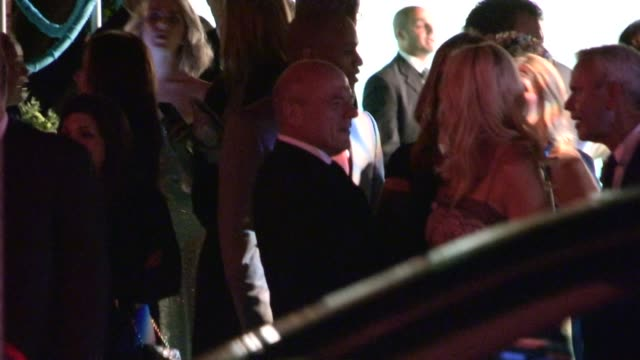 dean norris at hbo's post emmy awards party at pacific design center at celebrity sightings in los angeles dean norris at hbo's post emmy awards... - emmy awards stock-videos und b-roll-filmmaterial
