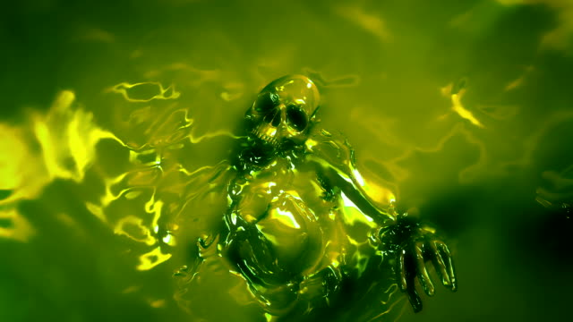 hd: death bath loopable background - halloween wallpaper stock videos and b-roll footage