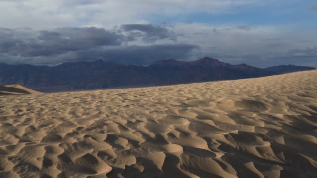 death valley desert dunes - death valley national park stock videos & royalty-free footage