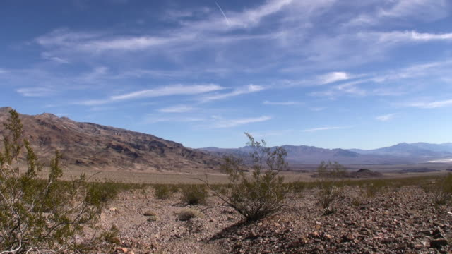 death valley landscape - lockdown stock videos & royalty-free footage