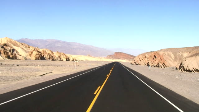death valley national monument, ca - monument valley stock videos and b-roll footage