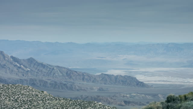 death valley panorama - death valley national park stock videos and b-roll footage