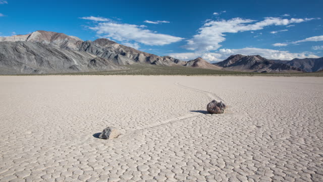 death valley rocks timelapse - death valley national park stock videos & royalty-free footage