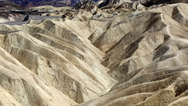 death valley - zabriskie point stock videos & royalty-free footage