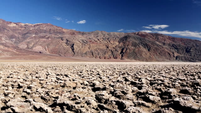 death valley - drought stock videos and b-roll footage