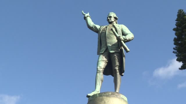 debate on australia's past intensifies sparked in part by us moves to remove confederate statues and other civil war era symbols - statue stock videos & royalty-free footage