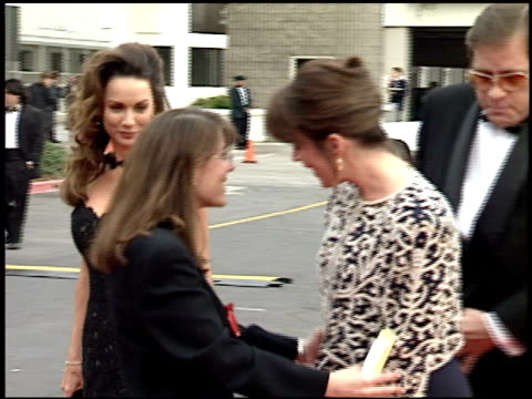 debbe dunning at the 1994 people's choice awards at sony studios in culver city, california on march 8, 1994. - people's choice awards stock-videos und b-roll-filmmaterial