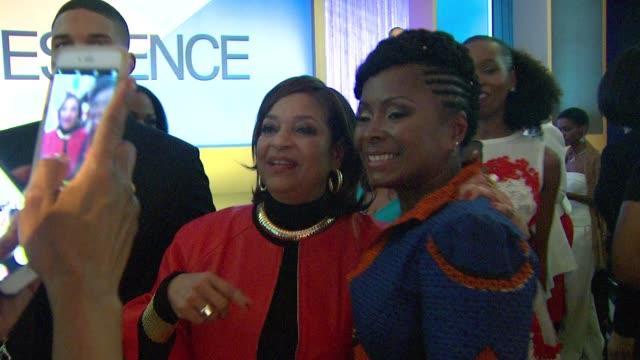 debbie allen at 9th annual essence black women in hollywood luncheon in los angeles, ca 2/25/16 - debbie allen stock videos & royalty-free footage