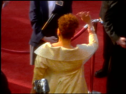 debbie allen at the 2001 academy awards at the shrine auditorium in los angeles california on march 25 2001 - 73rd annual academy awards stock videos & royalty-free footage
