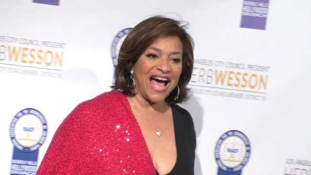 Debbie Allen at the 26th Annual NAACP Theatre Awards on November 22 2016 in Beverly Hills California