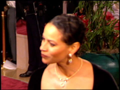 Debbie Allen at the AFI Honors Honoring Clint Eastwood entrances at the Beverly Hilton in Beverly Hills California on March 1 1996