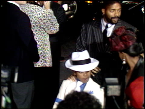Debbie Allen at the 'Harlem Nights' Premier at Grauman's Chinese Theatre in Hollywood California on November 17 1989
