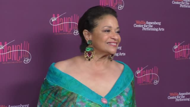 debbie allen at the mancini delivered a musical tribute to ginny and henry mancini on april 01 2017 in beverly hills california - debbie allen stock videos & royalty-free footage