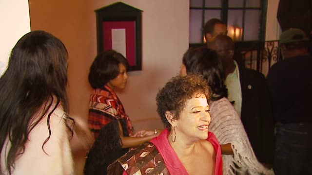 Debbie Allen at the Our Stories Films Launch at Social Hollywood in Hollywood California on October 10 2006
