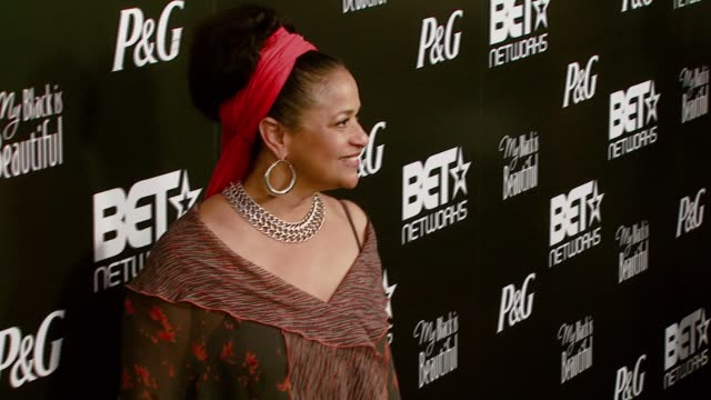 debbie allen at the pre-bet awards dinner and party at boulevard 3 in los angeles, california on june 25, 2007. - debbie allen stock videos & royalty-free footage