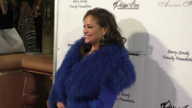 debbie allen at the wallis annenberg center for the performing arts presents us premiere of debbie allen's freeze frame in beverly hills in celebrity... - debbie allen stock videos & royalty-free footage