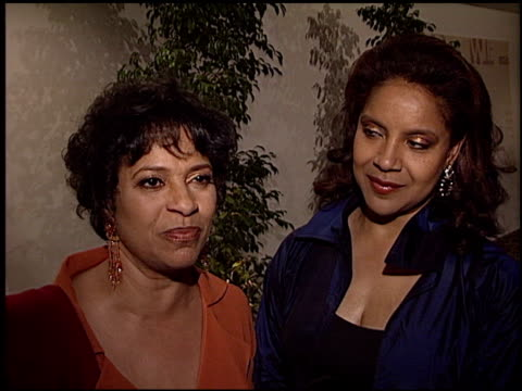 Debbie Allen at the Women In Film Awards at the Century Plaza Hotel in Century City California on June 2 2003