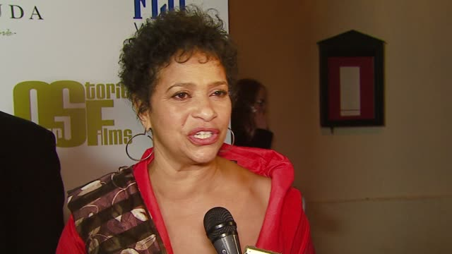 Debbie Allen gives a shout out of Congratulations and talks about the new company Our Stories Films at the Our Stories Films Launch at Social...