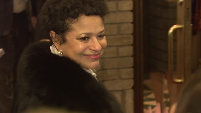 debbie allen, phylicia rashad, play, terrence howard at the opening night of 'cat on a hot tin roof' at new york ny. - debbie allen stock videos & royalty-free footage
