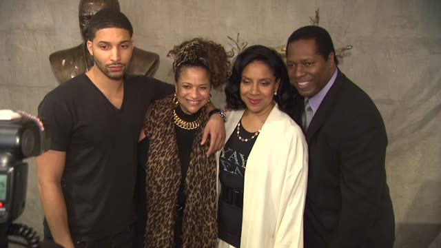 Debbie Allen Phylicia Rashad Wren T Brown at the Actress Phylicia Rashad Makes Directing Debut In 'A Raisin In The Sun' at Los Angeles CA