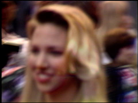 Debbie Gibson at the 1990 People's Choice Awards on March 11 1990