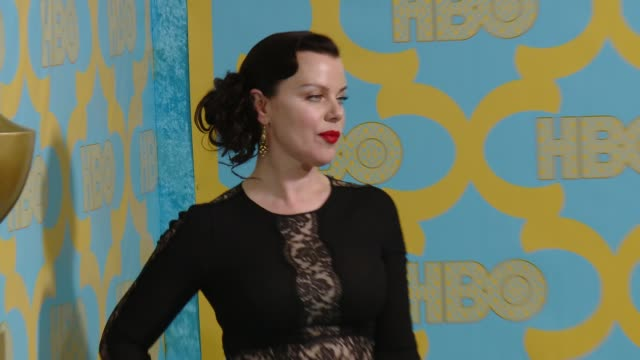 Debi Mazar at the HBO's Post 2015 Golden Globe Awards Party at The Beverly Hilton Hotel on January 11 2015 in Beverly Hills California