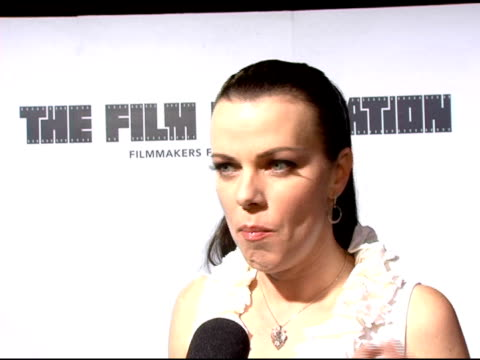 debi mazar on why she came to support marc jacobs why marc jacobs clothing attracts people of all ages the opening of the la store wearing marc... - marc jacobs designer label stock videos and b-roll footage