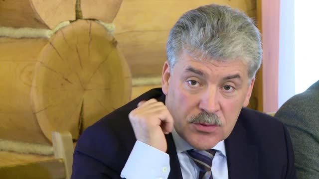 A debonair businessman who boasts of million dollar earnings Pavel Grudinin came as a surprise choice as Russia's Communist candidate for president...