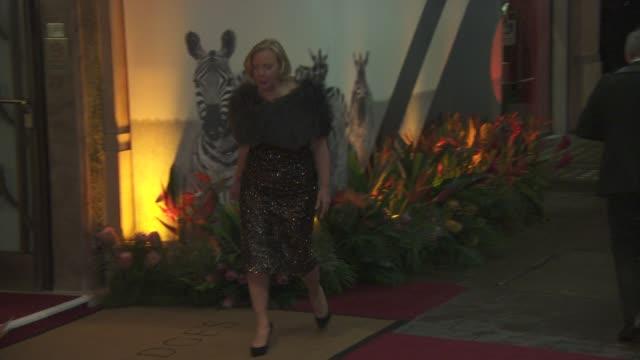 deborah meaden at the duke of cambridge will attend the tusk conservation awards claridge's at claridges hotel on november 24, 2015 in london,... - claridge's stock videos & royalty-free footage