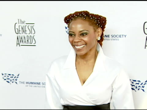 Debra Wilson at the 2008 Genesis Awards at the Beverly Hilton in Beverly Hills California on March 30 2008
