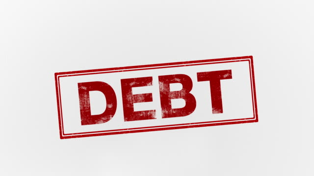 debt - debt stock videos & royalty-free footage