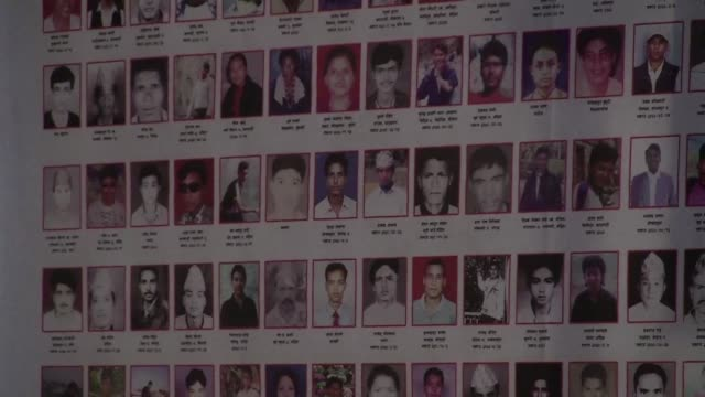 a decade after maoist rebels signed a peace pact families of victims are hoping for justice as nepal prepares this month to start investigations into... - maoism stock videos & royalty-free footage