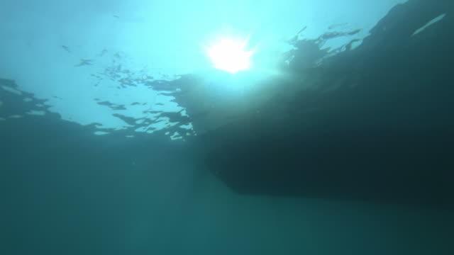 Decompression Under The Sea