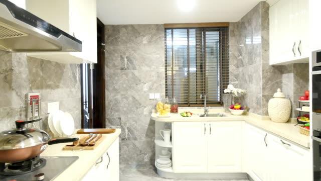 Dekoration und Design moderne Küche
