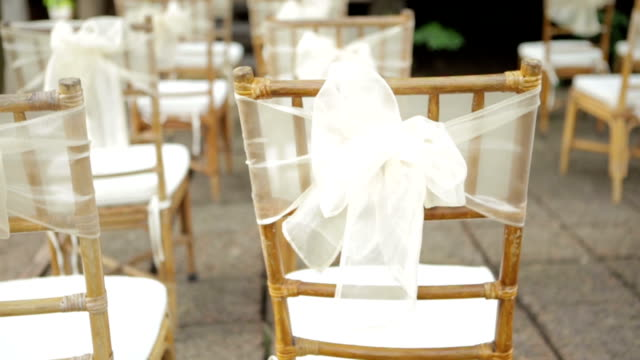 Decoration chairs for wedding