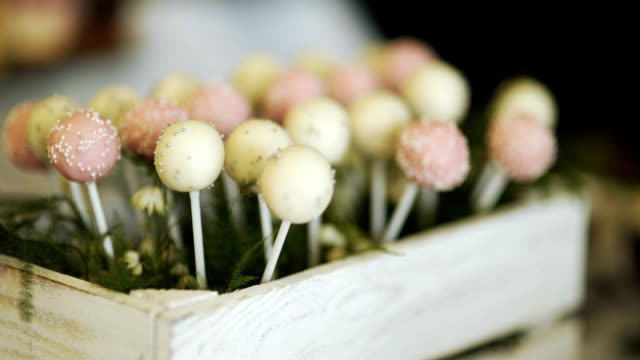 Decorative Candies on wedding