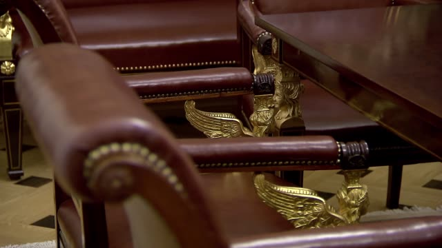 decorative furniture elements - government minister stock videos & royalty-free footage
