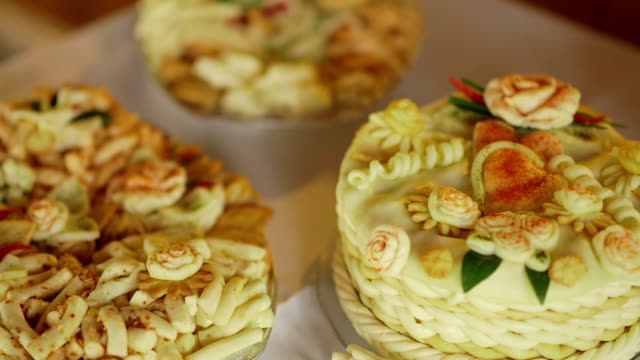 Decorative Traditional Cakes
