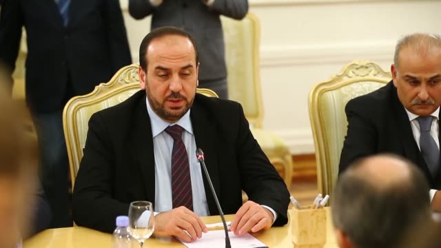Decrying the worsening situation in the besieged Eastern Ghouta region the head of Syria's opposition delegation said Monday that helping civilians...