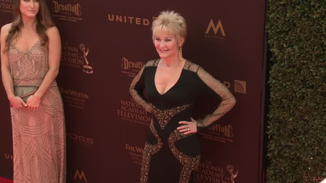 Dee Wallaceat 43rd Annual Daytime Emmy Awards at Westin Bonaventure Hotel on May 01 2016 in Los Angeles California
