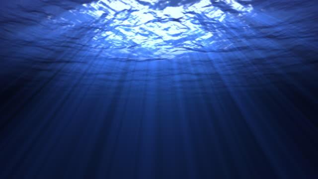 Deep Blue Sea, HD Looping Element