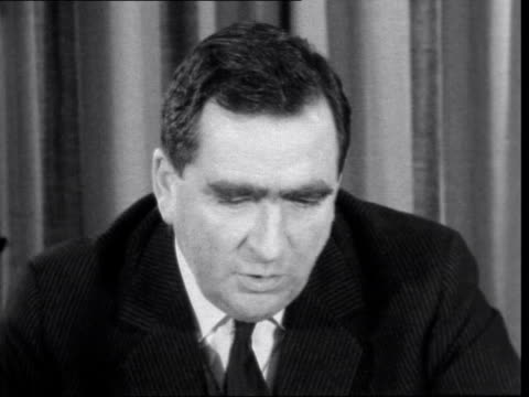 london ministry of defence cs denis healeysof well i've described in the white paper some of the considerations which we in the british government... - denis healey stock videos & royalty-free footage