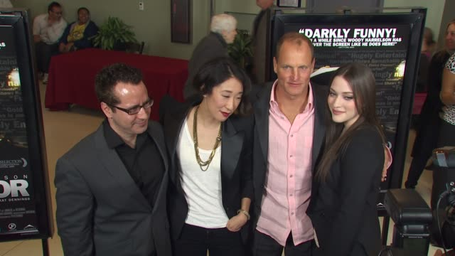 vidéos et rushes de defendor premiere los angeles ca united states 2/22/10 - peter stebbings